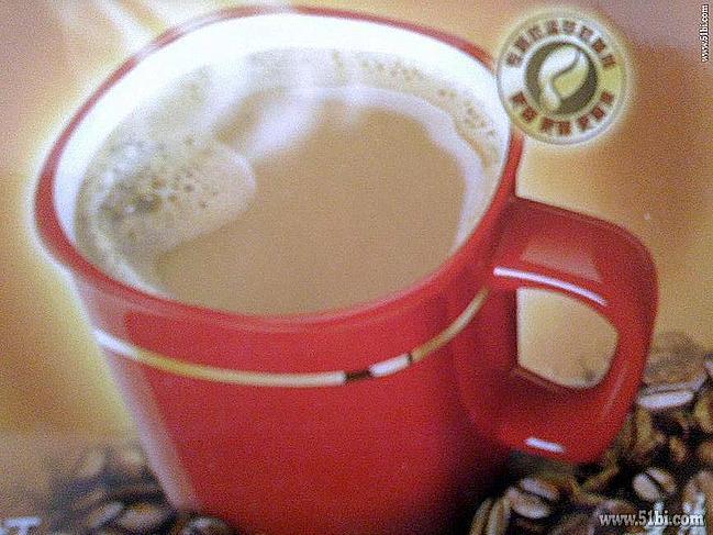 咖啡淘宝店铺横幅素材图片