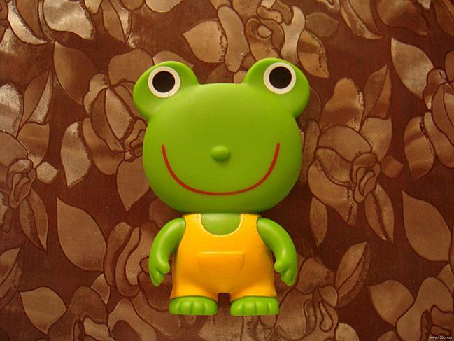 皇室玩具——超萌的小青蛙