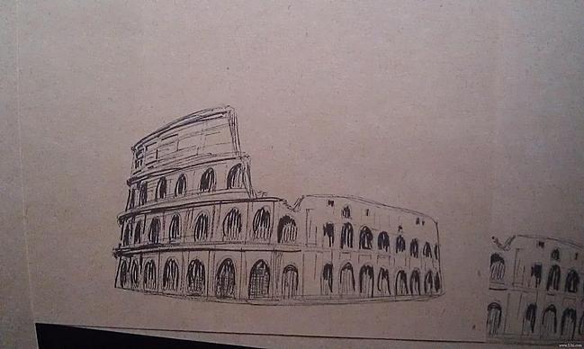 主题:复古牛皮纸信纸 ----欧洲建筑系列 分享贴