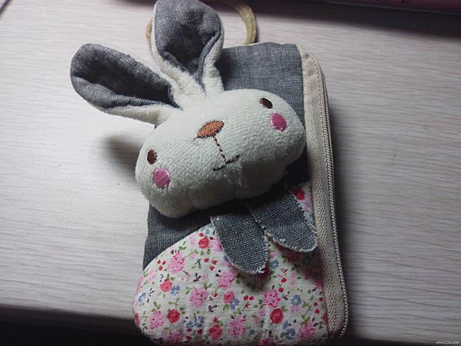 超级可爱的兔子头