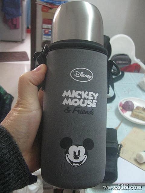 淘宝聚划算买的迪士尼保温杯