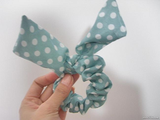 蝴蝶结兔耳朵发带 看着不错 价格便宜