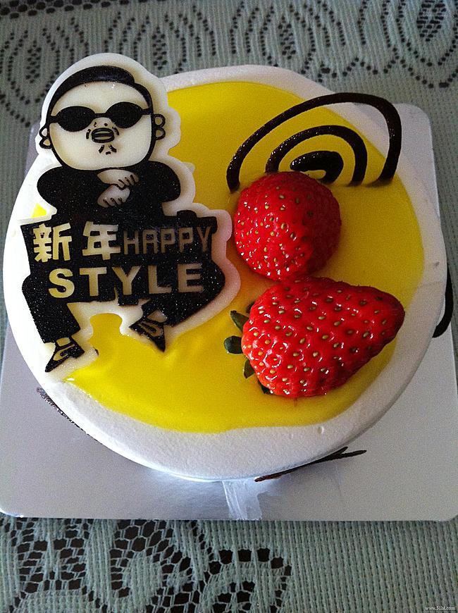 主题:宝宝超级喜欢吃这款蛋糕呢