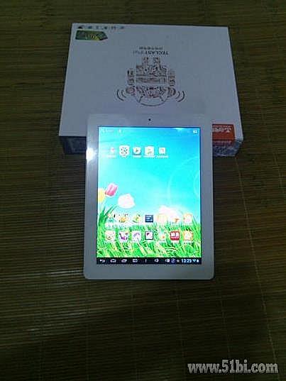 京东商城 台电p98hd四核 9.7英寸平板电脑
