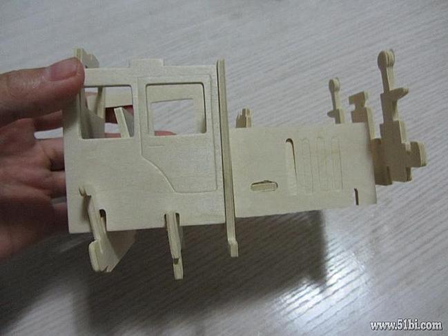若态3D立体拼图 DIY 木质拼装 模型