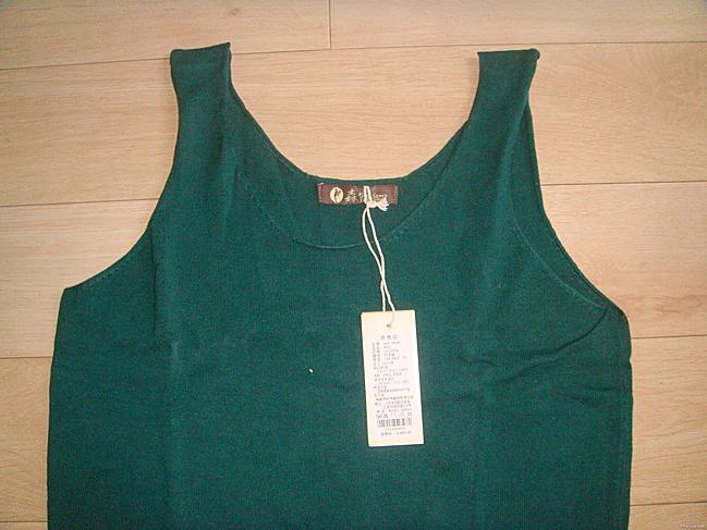森宿399-100买到的衣服图片