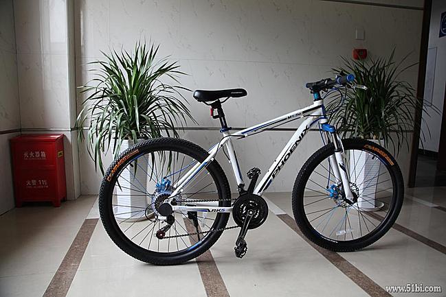 京东商城 凤凰山地自行车