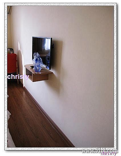 靠左边的床..   床头   靠右边的床   卫生间门对着的镜子,如家一般都图片