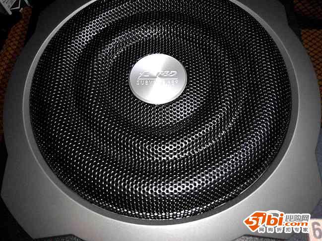 主题:奋达a510 6.5英寸超大低音炮 hifi电路设计的 多媒体音箱