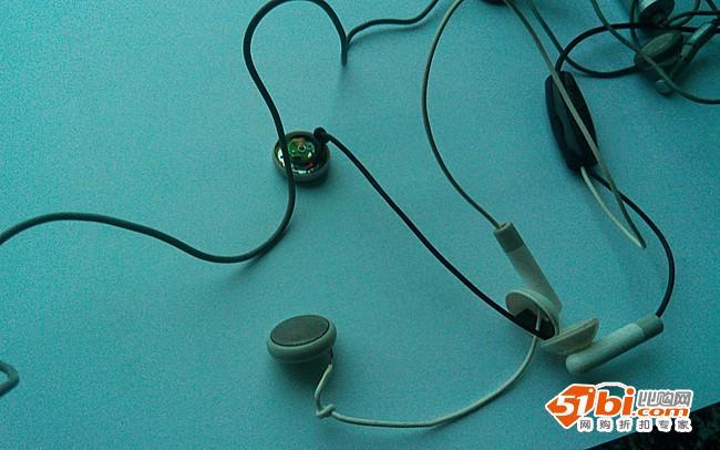 淘宝,1块泛泰SKY DIY耳机配件