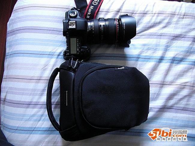 晒淘宝ym摄影包所购大号佳能相机包