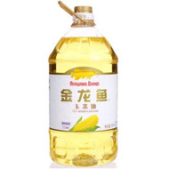 限时折扣:苏宁金龙鱼非转基因玉米油5L