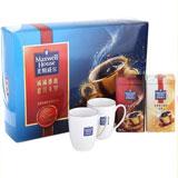 限时折扣:麦斯威尔咖啡礼盒(香醇咖啡150g+咖啡搭档250g+对杯)【已涨价】【已结束】
