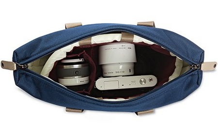 亚马逊自营乐摄宝Marina Tote手挽式相机袋折