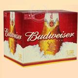 地区特惠:我买网百威啤酒460ml*12瓶整箱装【已缺货】【已结束】