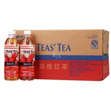 TEASTEA 伊藤园 荔枝红茶 500ml*24瓶