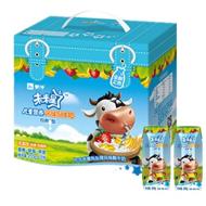 蒙牛 未来星儿童营养酸牛奶(香蕉草莓燕麦)200g*12盒【已涨价】【已结束】