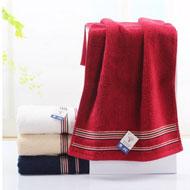 金号 100%优质棉毛巾 50*30CM【已过期】