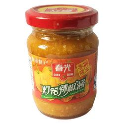 【某东超市】海南特产 春光香辣灯笼辣椒酱150g6.9元