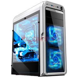 至睿 商瑞X6 彻透版 机箱+至睿 水刃L120一体式水冷散热器289元