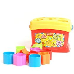 Fisher Price 费雪 启蒙积木盒 婴儿玩具 K7167