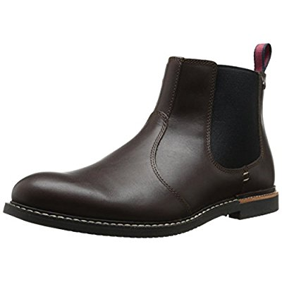 Timberland 添柏岚 Brook Park Chelsea 男士皮靴,8.5 D(M) US