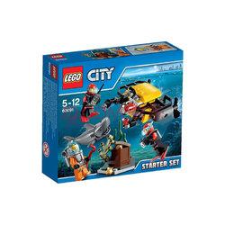 LEGO 乐高 60091 城市深海探险系列 深海探险入门套装  66元(2件8.8折)