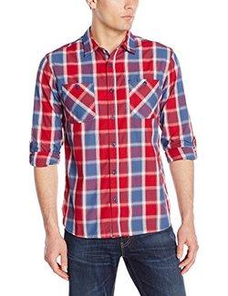 Levi's 李维斯 男士休闲长袖衬衫
