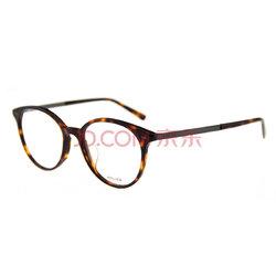 POLICE 光学镜个性圆框眼镜架男女款近视配镜眼镜框 VPL126K 0714 玳瑁色619元