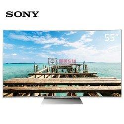 23日8点: SONY 索尼 KD-55S8500D 4K曲面电视    7499元包邮