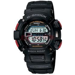 CASIO 卡西欧 手表G-SHOCK系列达卡越野拉力赛款MUDMAN电子男表G-9000-1