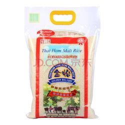 泰国进口 Golden Delight Thai Rice 金怡 泰国茉莉香米 5kg  49.9元