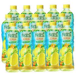 Tropicana 纯果乐 果缤纷 柠爽葡醉味(450ML+50ML)*15瓶
