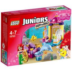 LEGO 乐高 10723 Juniors小拼砌师系列 美人鱼爱丽儿的海豚车
