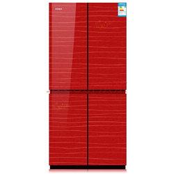 限地区、新低价: KONKA 康佳 BCD-396MN-BH 396L 四门冰箱