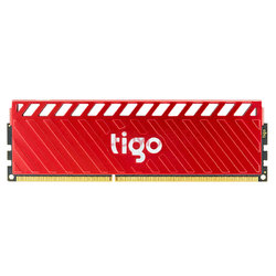 金泰克(Tigo)烈焰风暴系列 X3 DDR3 1600 8GB 游戏台式机电脑内存条329元