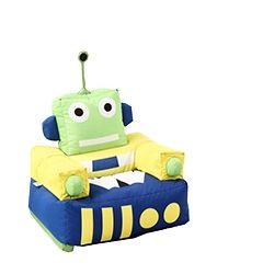 伊维雅 科幻机器人造型 迷你儿童沙发 52*65*75mm
