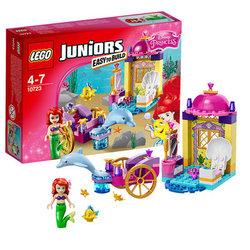 LEGO 乐高 10723 Juniors 小拼砌师系列 美人鱼爱丽儿的海豚车*2套    198元包邮(218-20)
