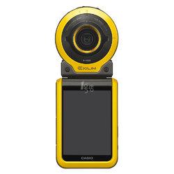 Casio 卡西欧 数码相机 EX-FR100 动感黄