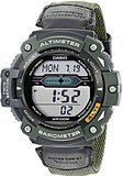 Casio 卡西欧 SGW-100B-3A2CF 双重感应 男士运动手表