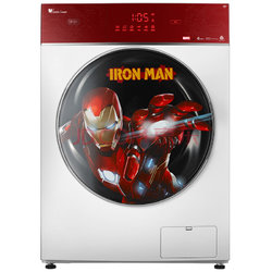 LittleSwan 小天鹅 钢铁侠 TG80-DSN3  8公斤变频滚筒洗衣机