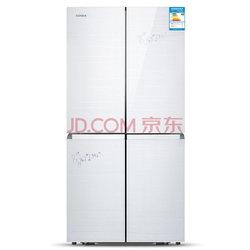 KONKA 康佳 BCD-396MN 十字对开多门冰箱