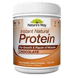 Nature\'s Way 天然速溶蛋白质粉 巧克力味 375g