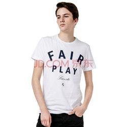 法国鳄鱼 LACOSTE 男士T恤TH9754I1 522 05236元平常413元正价590元