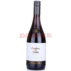Casillero del Diablo 红魔鬼 设拉子 红葡萄酒 750ml