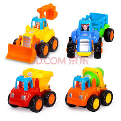 Huile TOY'S 汇乐玩具 326 快乐工程车队 模型汽车    39元,可199-100