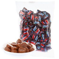 阿尔卑斯 醇正巧克力味牛奶硬糖 1kg *2件
