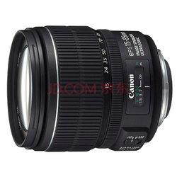 Canon 佳能 EF-S 15-85mm f/3.5-5.6 IS USM 标准变焦镜头5599元