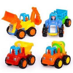 Huile TOY'S 汇乐玩具 326 快乐工程车队 模型汽车 *6件