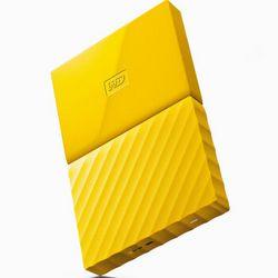 WD 西部数据 New My Passport 4TB 2.5英寸移动硬盘 WDBYFT0040BRD-CESN
